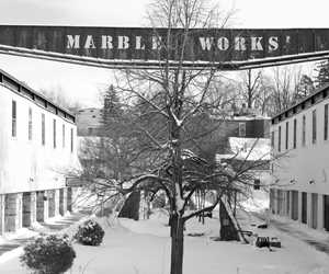 Located in Historic Marbleworks